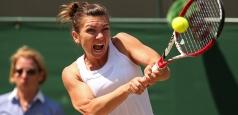 Wimbledon: Simona, cu emoții