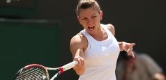 Wimbledon: Simona, pregătită pentru optimi