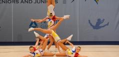 Trei titluri la Mondialele de gimnastică aerobică