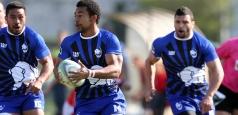 Rugbyst neozeelandez la Baia Mare