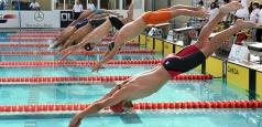 Rezultatele din ziua a doua a Campionatului Național de Înot