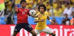 CM Brazilia 2014:  Brazilia - Columbia 2-1 în sferturile de finală