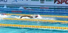 Rezultatele din ziua a treia a Campionatului Național de Înot