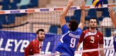 Naționala masculină a ratat semifinalele Ligii Europene
