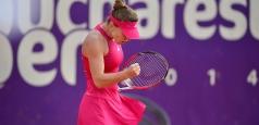 BRD Bucharest Open: Victorie așteptată, înfrângere mai puțin scontată