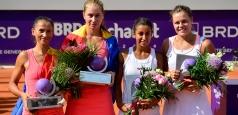 BRD Bucharest Open: Victorie de senzație la dublu
