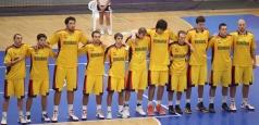 Lotul național de seniori participă la un turneu internațional amical la Sibiu