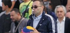 Adrian Alexandrescu a arbitrat finala Campionatului European