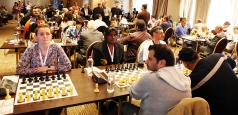 Peste 210 șahiști participă la turneul ''Banca Feroviară Open''