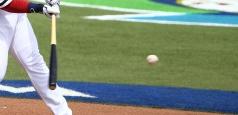 Baseball: A doua victorie la Campionatul European