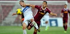 CFR Cluj pierde la Minsk
