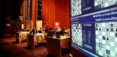 România la Olimpiada de șah de la Tromso