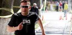 Ștefania Ion și Ciprian Bălănescu, campioni naționali la triatlon
