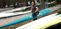 Argint românesc la Campionatele Mondiale de kaiac-canoe