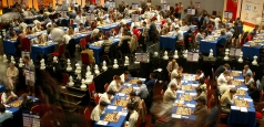 Șahiștii continuă seria impresionantă la Olimpiadă
