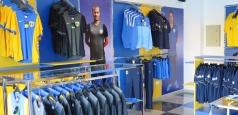 Petrolul redeschide magazinul oficial de la stadion