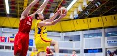 Preliminarii Eurobasket 2015: Victorie cu Slovacia