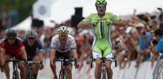 Un nou podium pentru Tvetcov în Turul Colorado