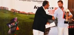 Cupa Academiei de Golf Demis Papillon, câștigată de un român