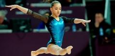 Rezultatele finalelor pe aparate la CN Gimnastică feminin