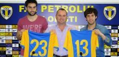 Petrolul i-a transferat pe Pastorini și Gallegos