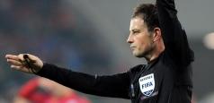 Mark Clattenburg, arbitrul meciului Grecia - România