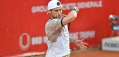 ATP Challenger Brașov: Ungur, finală la dublu