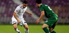 AC Poli Timișoara - Unirea Târlungeni 1-0 în liga a II-a