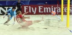 Fotbal pe plajă: Rusia, principalul adversar pentru CM