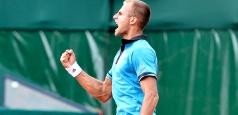 Cupa Davis: Marius Copil a egalat în partida cu Suedia