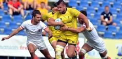 Rugby 7: România, pe ultimul loc în grupa de la Manchester