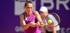 Alexandra Cadanțu s-a oprit în sferturi la Saint-Malo