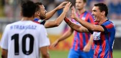 Liga I: Steaua Bucureşti - Gaz Metan Mediaş, scor 3-1