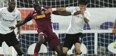 Liga I: CFR Cluj - Astra Giurgiu, scor 4-1
