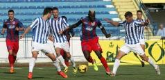 Liga I: CSMS Iaşi - ASA Târgu Mureş, scor 2-2