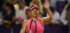 ATP & WTA: Simona Halep, în continuare pe poziția a doua