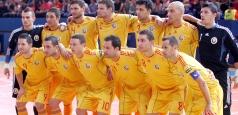 România învinsă de Spania cu 7-1
