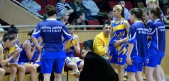 Surpriză în Cupa României la baschet feminin