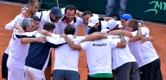 Israel, adversara României din Cupa Davis