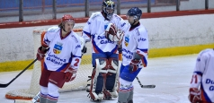 Dunărea Galați - Progym Gheorghieni 12-3 în primul meci al campionatului