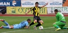 Remiză, patru goluri și spectacol la Piatra Neamț