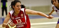 CSM Satu Mare, prima claificată în sferturile Cupei României