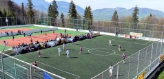 Minifotbal: Supercupa se desfășoară la Cheile Grădiștei