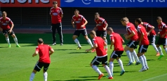 Stranierii confirmați pentru meciurile cu Ungaria și Finlanda