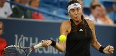 Sorana Cîrstea a pierdut finala de dublu de la Tianjin