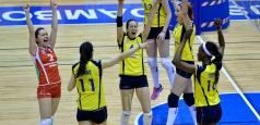 CSM București s-a calificat lejer în sferturile Cupei României