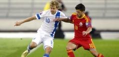Preliminariile EURO 2016: Finlanda - România 0-2
