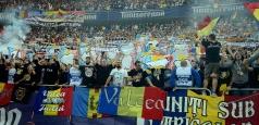UEFA a deschis o procedură disciplinară după incidentele de la meciul România - Ungaria