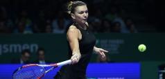 Simona Halep a debutat cu dreptul la Turneul Campioanelor