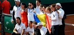 Fed Cup: Galaţi, orașul gazdă al partidei România–Spania